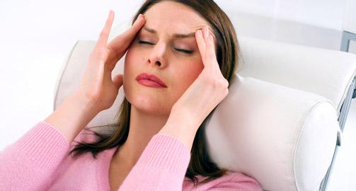 Резкая головная боль секс