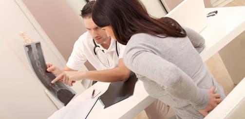 Факторы развития шейно-грудного остеохондроза
