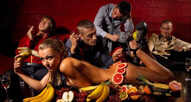 Тантрический секс вечеринки в москве 5