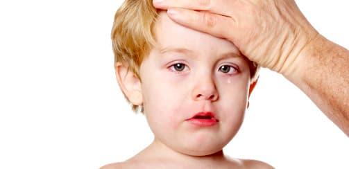 Дизентерия у ребенка симптомы