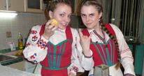 Масленица по-белорусски. Часть первая